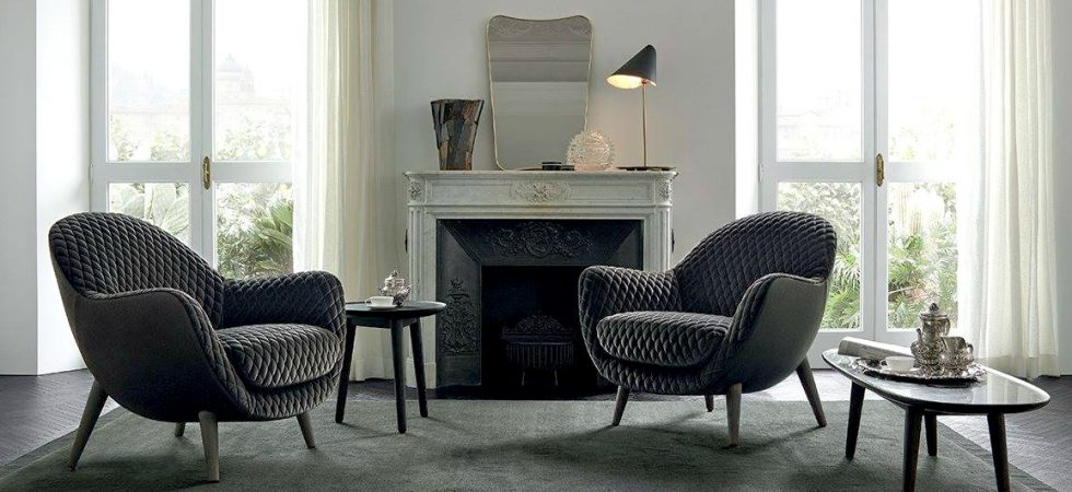 VITA DI LUSSO Poliform armchairs Mad Queen