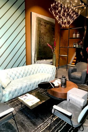 HOTSPOTS I SHOWROOMS I Baxter flagshipstore in Amsterdam