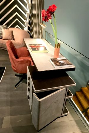 VITA DI LUSSO Baxter Flagshipstore office