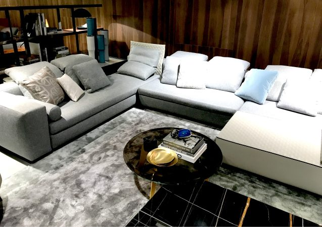 HOTSPOTS I SHOWROOMS I Noort Interieur shows Minotti collection