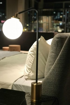 VITA DI LUSSO Noort Interieur Minotti event night lamp (1)