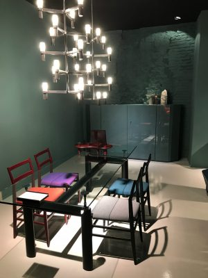 LEEM WONEN Cassina Office Wannahaves meeting room