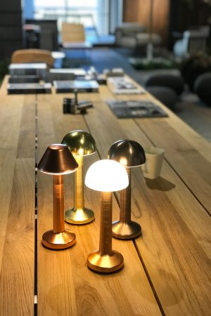 VITA DI LUSSO ETC Design Center Europe outdoor lighting