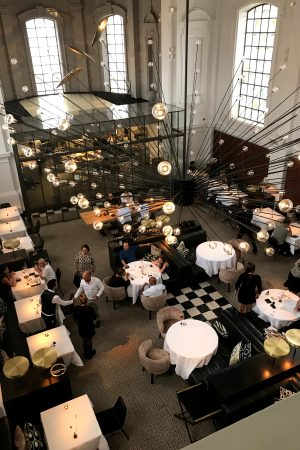 LEEM WONEN The Jane renewed low dining experience