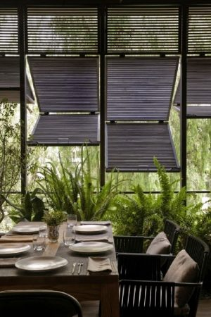 VITA DI LUSSO outdoor shutters thelayer me