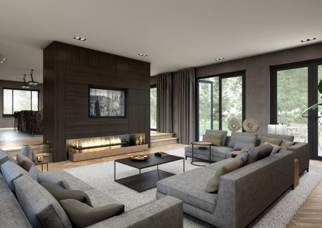 LEEM WONEN C'avante Interior & Design living room