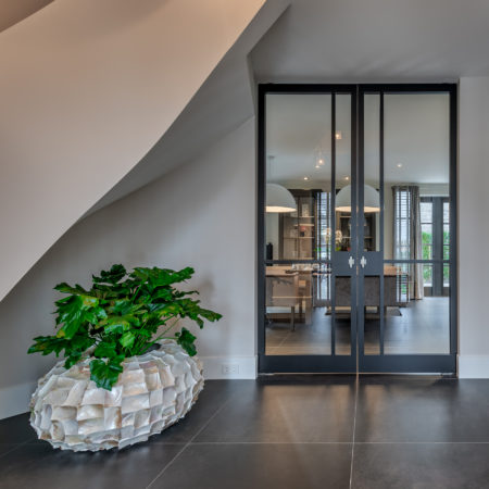 LEEM WONEN Daniela Cupello Interior Design entrance
