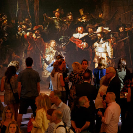 LEEM WONEN Discover Rembrandt the grand opening