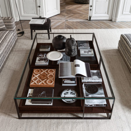 LEEM WONEN Maxalto Lithos coffee table