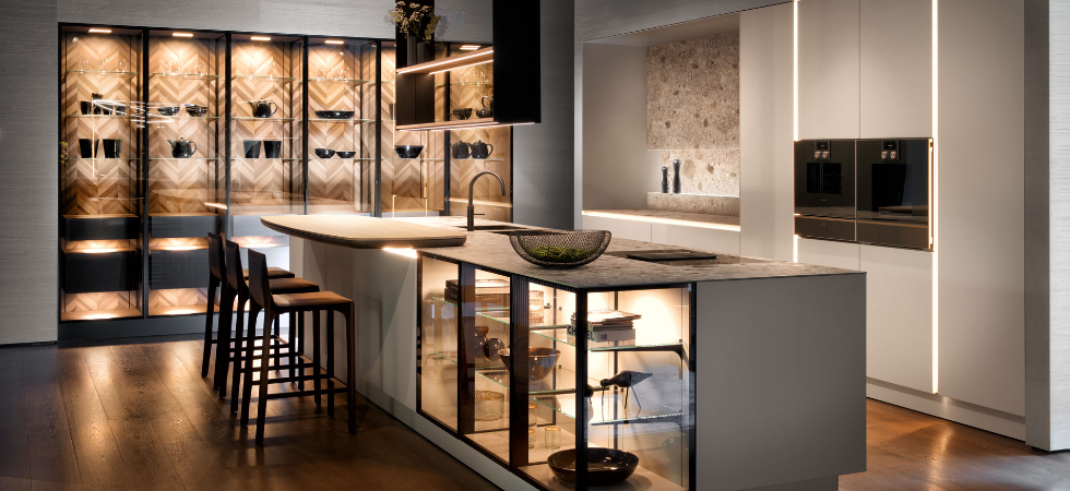 Salon Des Arts SieMatic SLX
