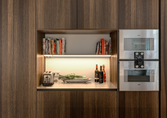 LEEM WONEN SieMatic binnenkijker old and new pantry
