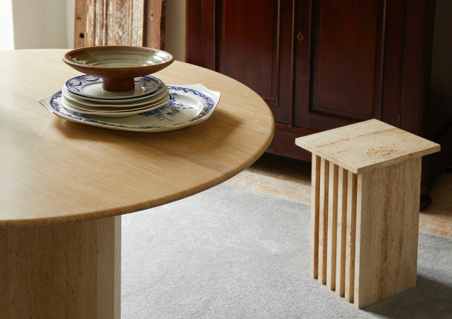 LEEM WONEN Lemon Ashby side table